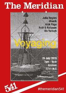 Voyaging, by Julia Rogers