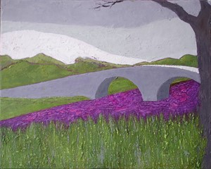 Dartmoor Bridge Mood I, by Patricia Chu