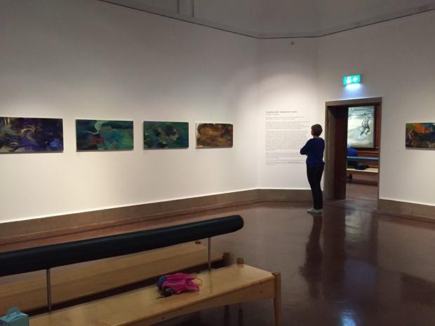 Solo Show, Southampton City Art Gallery