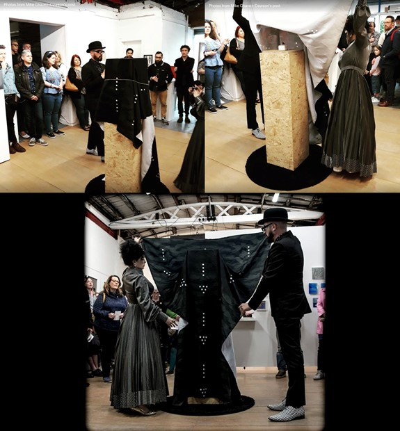MICRO Exhibition / BOTB Unveiling performance...