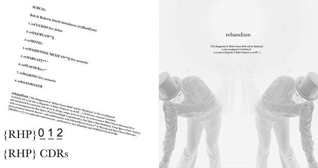 rebandism EP, by Mike Chavez-Dawson