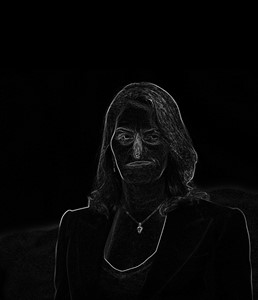 SCENTED (Portrait of Tracey Emin) by Robin Nature-Bold, 2019, by Mike Chavez-Dawson