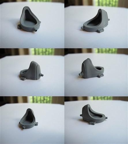 Duchamp's Ring by Mike Chavez-Dawson, 2013 to 2017 - Credit: Takashi Tateoka