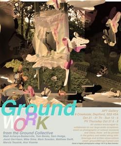 Ground Work, by Madi Acharya-Baskerville
