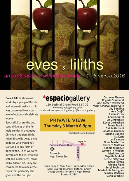 Eves & Liliths: An Exploration of Women's Identity