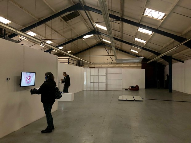 emBEDded Stories: Closing night with performance and artists' talk, by Holly Slingsby