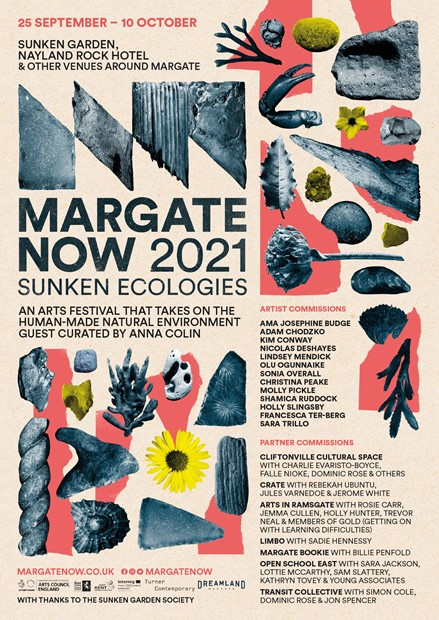 Margate Now: Sunken Ecologies, by Holly Slingsby