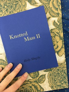 Knotted Mass II, by Holly Slingsby