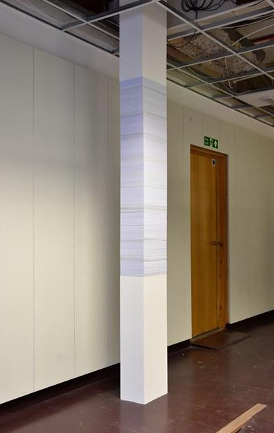Paper Pillar