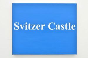 Svitzer Castle (Spurn series), by Matthew Herring