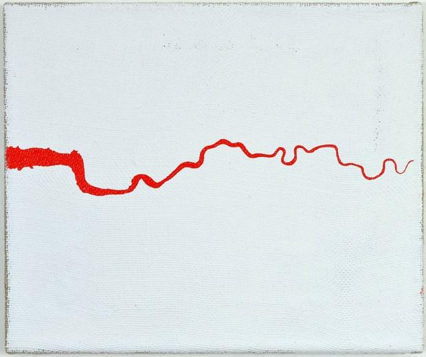 Backwards Thames III (red)