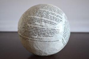 Bible Ball, by Matthew Herring