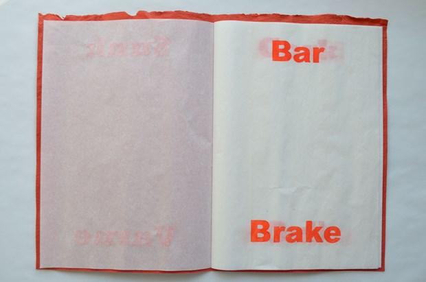 Book Works - Matthew Herring