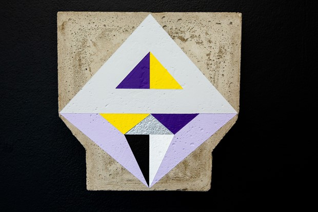 Proximity (concrete paintings)