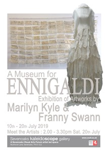 A Museum for Ennigaldi, by Marilyn Kyle