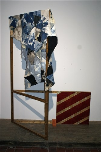 Untitled Structure (with double denim)
