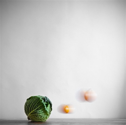 Cabbage, Satsuma, Onion/ Breeze