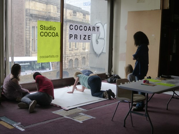 Castlegate Open Community of Artists (COCOA)