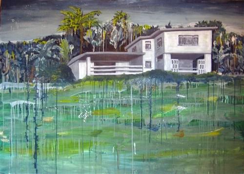 Overgrown Home