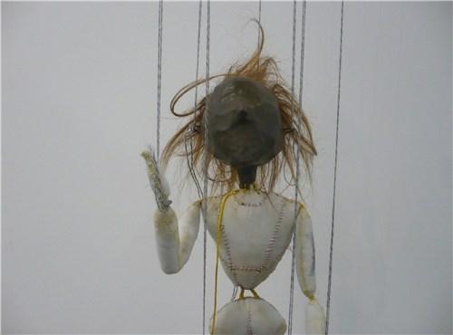 Märta the Marionette