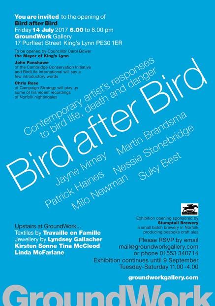 Bird after Bird