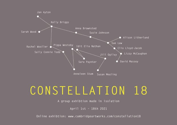 Constellation 18, by Sue Law