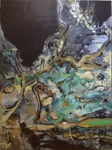 Patina #3, by HAZEL LOPATKIN