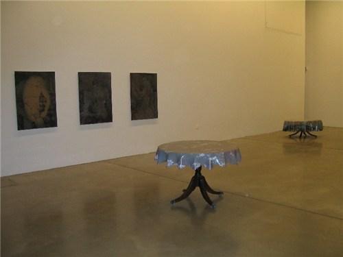 Nick Fox: New Paintings, RA Schools Gallery, Hornsey