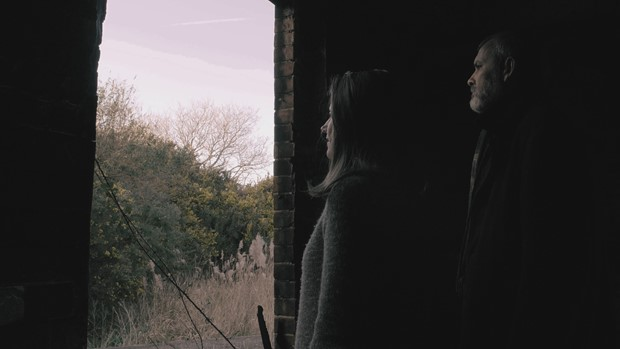 Angel:legnA Premiere at God's House Tower as part of Southampton Film Week, by Kye Wilson