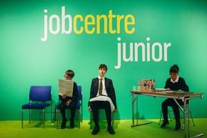 Job Centre Junior, by Amelia Beavis-Harrison