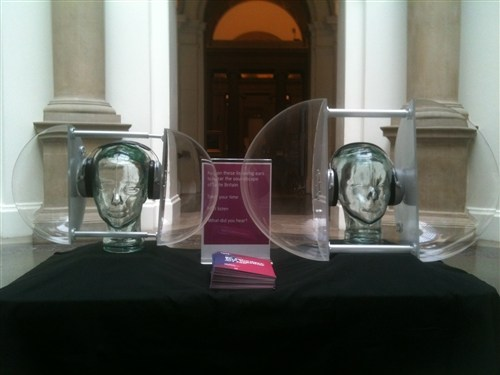 The Listening Ears at Tate Britain