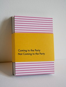 Coming to The Party/Not Coming to The Party, by Suzanne Smith