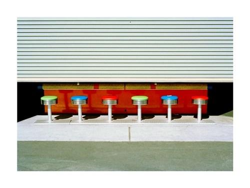 Diner, Theme Park, Vallejo, California, USA