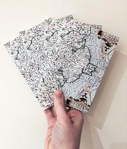 Familiar Series (Installations & textiles), by Elizabeth Wewiora