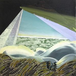 dead sea, '17, by Pen Dalton
