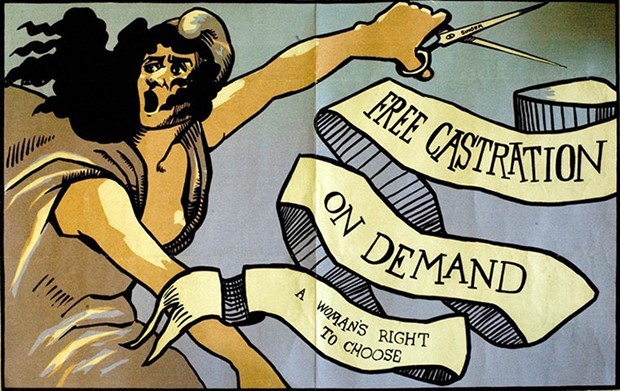 Free Castration on Demand © '70s