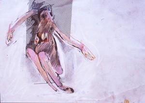 Trapeze, c '71, by Pen Dalton