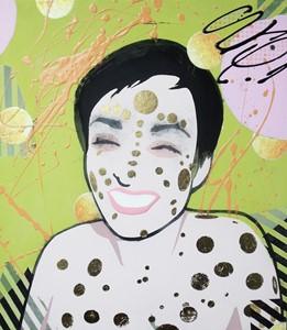 Connie Kaler portrait 2011, by Pen Dalton