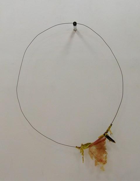 Metal hoop and vibrator