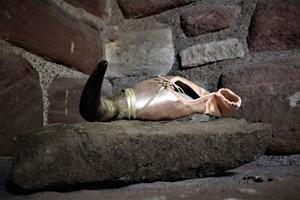 Shoe Horn, by Estelle Woolley