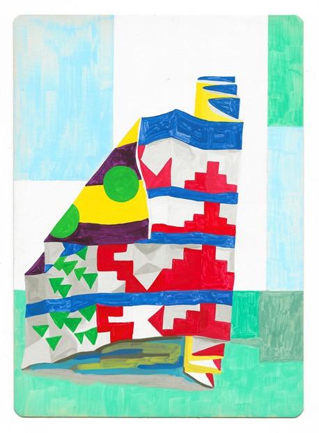 Line & Fold CAMPBasel, by Louisa Chambers