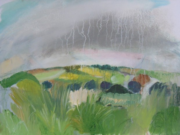 Drizzle on a Summers Day, Dartmoor 2015