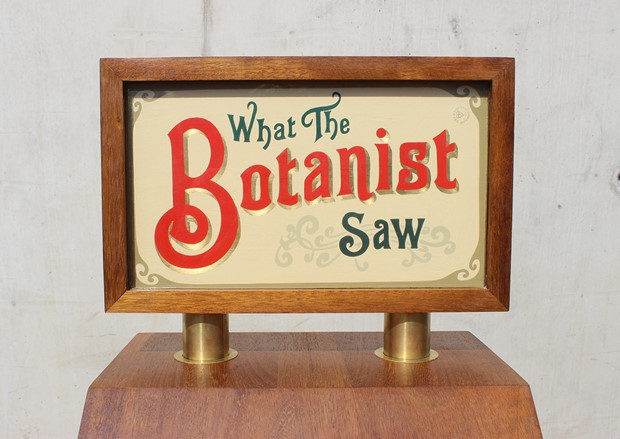What the Botanist Saw