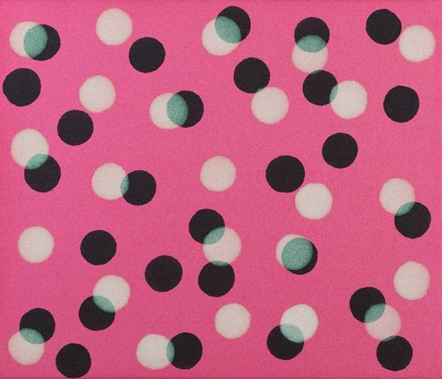 Polke Dots X