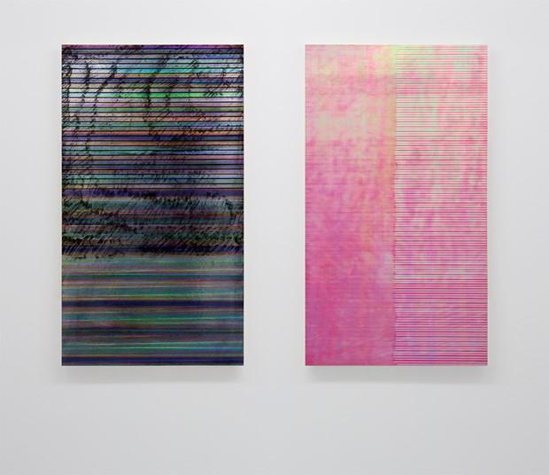 Pillars of Light/Oyster White Prisma (Remix)