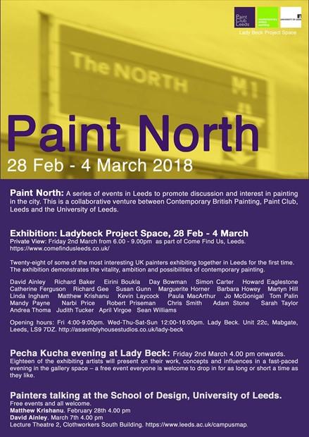 Paint North