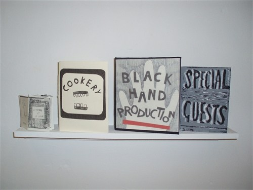Collection of artist's books