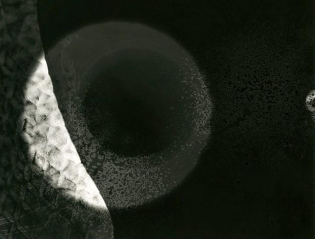 Chemigram Series _ Moon