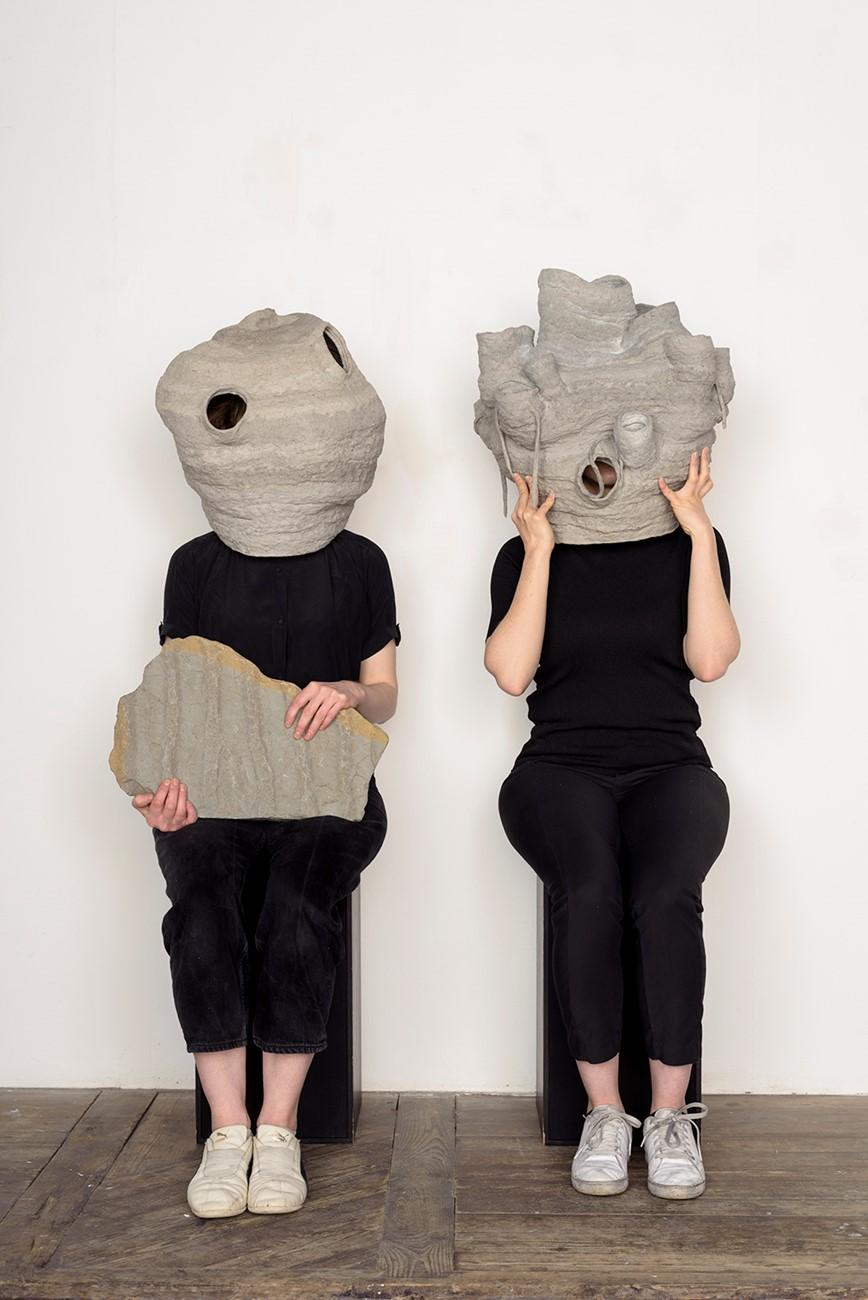 Slabs by Rebecca Glover
