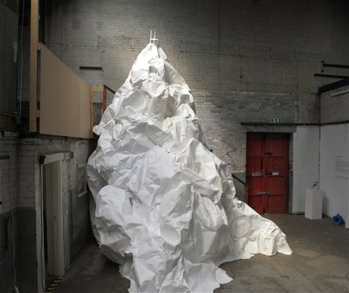 Paper Mountain